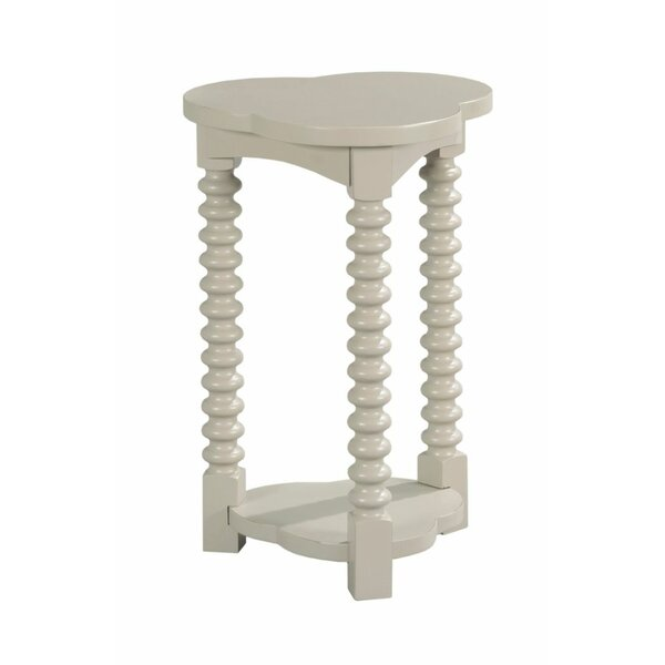 Isaiah Spot End Table by Highland Dunes
