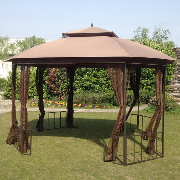 Replacement Mosquito Netting for Catalina Octagon Gazebo by Sunjoy