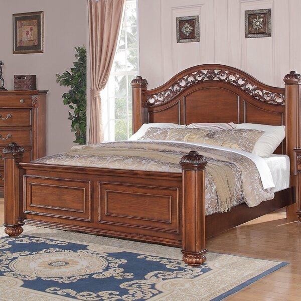 Leigh Standard Bed by Fleur De Lis Living Fleur De Lis Living
