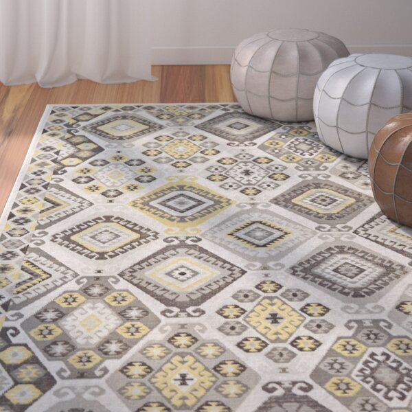 Oxon Maize Area Rug by Bungalow Rose