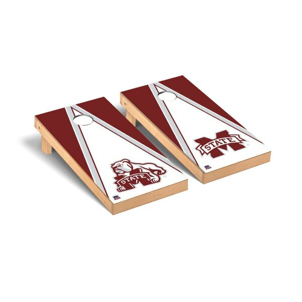 NCAA Triangle Version 3 Cornhole Game Set by Victory Tailgate
