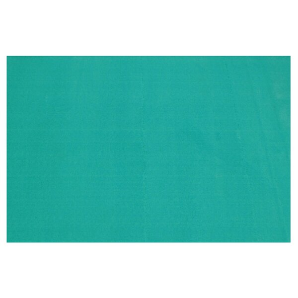 LA Kids Turquoise Area Rug by Fun Rugs