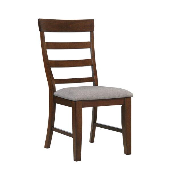 Filler Upholstered Dining Chair (Set of 2) by Winston Porter Winston Porter