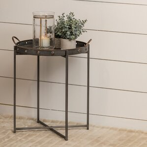 Barabo End Table by Trent Austin Design