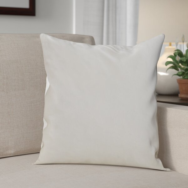 Square Pillow Insert by Alwyn Home