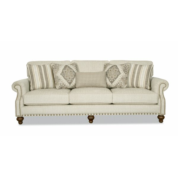Closeout Community Sofa by Craftmaster by Craftmaster