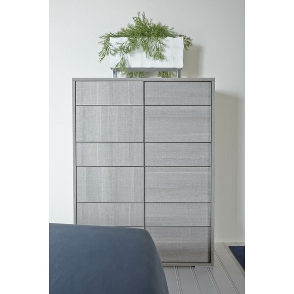 Salerno 6 Drawer Chest by Brayden Studio