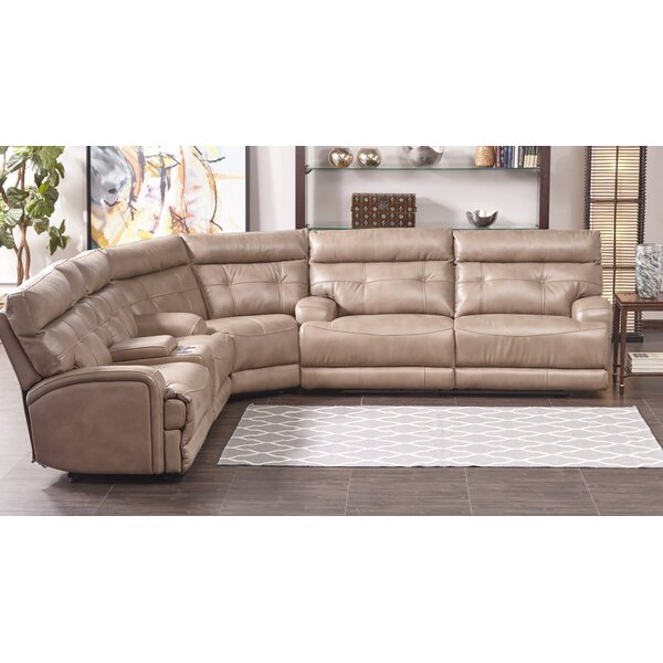 Edgerton Reclining Sectional by Red Barrel Studio
