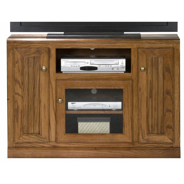 Mona Solid Wood TV Stand For TVs Up To 50