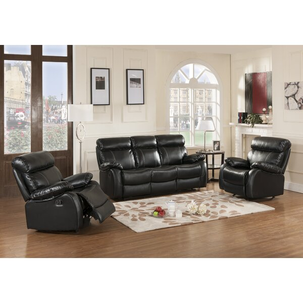 Chateau Reclining Configurable Living Room Set by Primo International