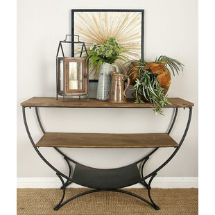Best Reviews Baughman Console Table ByWilliston Forge