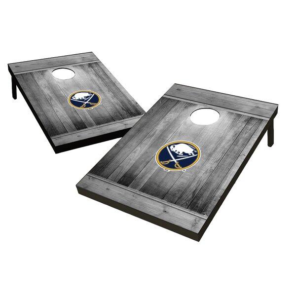 NHL Cornhole (Set of 2) by Wild Sports