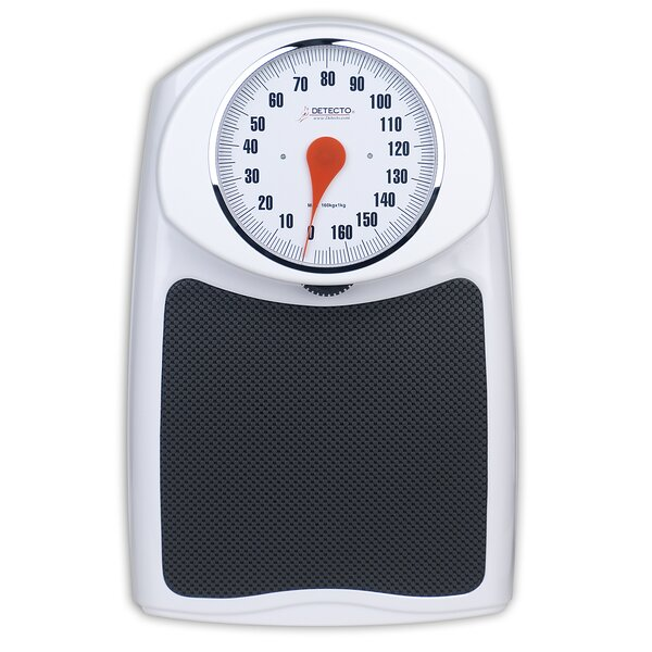 Pro Health Mechanical Personal Scale by Detecto