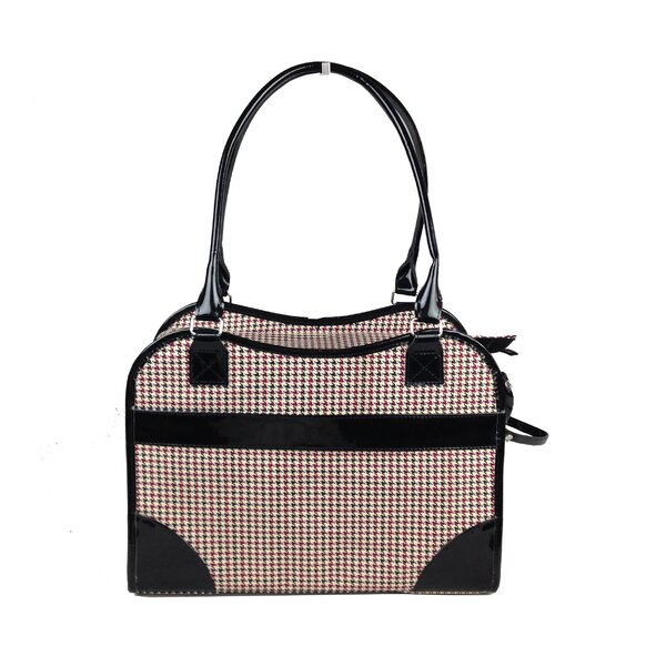 Jenkinson Exquisite Handbag Fashion Pet Carrier by Tucker Murphy Pet