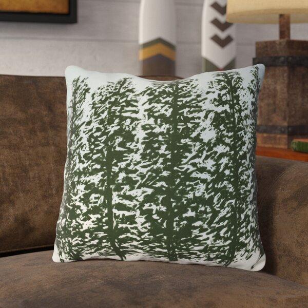 Joulon Hidden Forrest Throw Pillow by Loon Peak