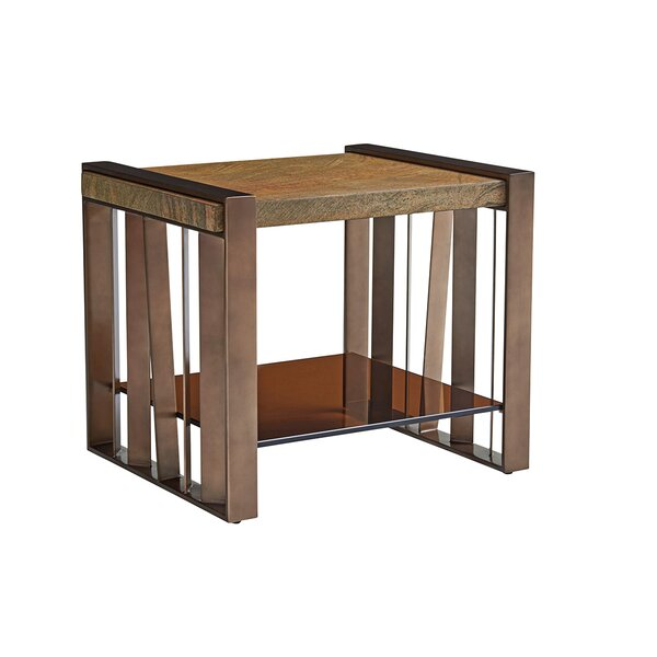 Zavala Intersect End Table By Lexington