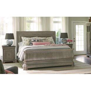 Baily Sleigh 2 Piece Bedroom Set