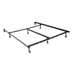 Stabl-Base Premium Elite Clamp Style Bed Frame by Alwyn Home
