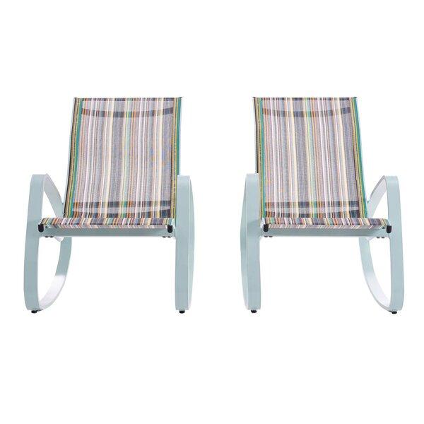 Gagliardi Patio Chair (Set of 2) by Latitude Run