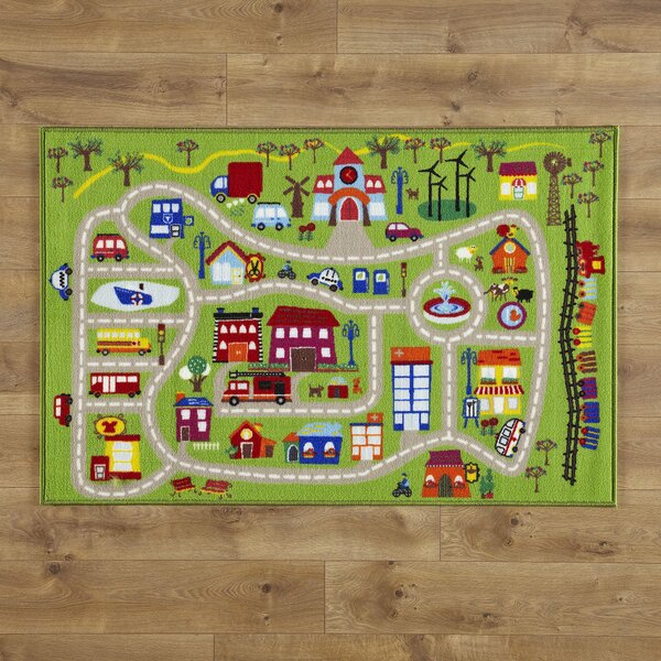 Our Town Rug By Birch Lane Kids.