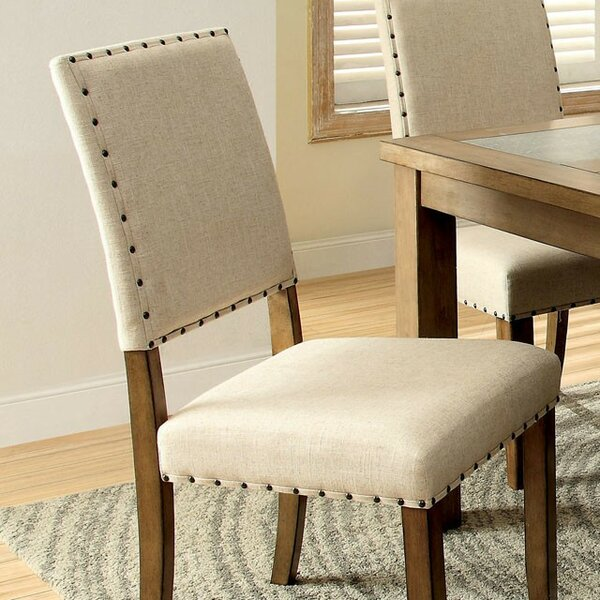 Rosana Upholstered Dining Chair (Set of 2) by Gracie Oaks