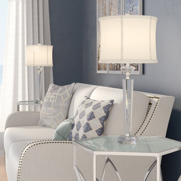 Mcmillin 25.75 Table Lamp (Set of 2) by House of Hampton
