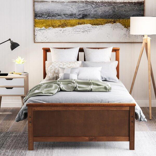 Aditi Wood Twin Platform Bed by Red Barrel Studio