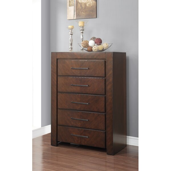 Barton Hill 5 Drawer Dresser by Brayden Studio