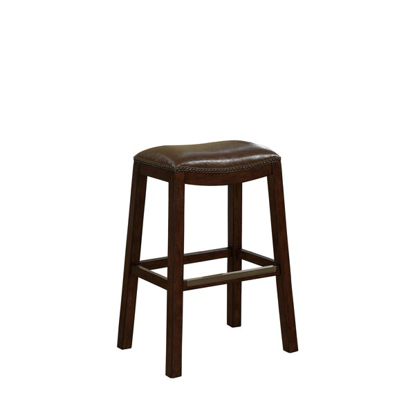Bellmont 30 Swivel Bar Stool by Darby Home Co