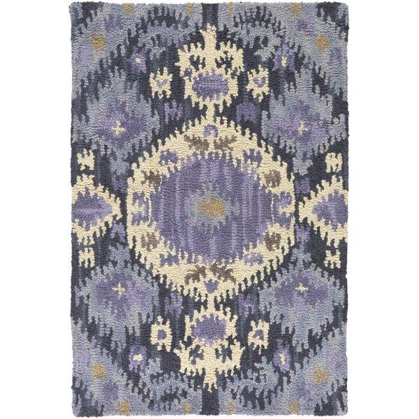 Mooney Lavender Rug by Bungalow Rose