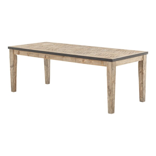 Viraj Dining Table by Union Rustic