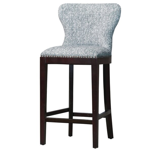 Rajimol 30 Bar Stool by Gracie Oaks
