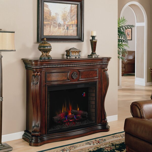 Lexington Electric Insert Fireplace by Classic Flame