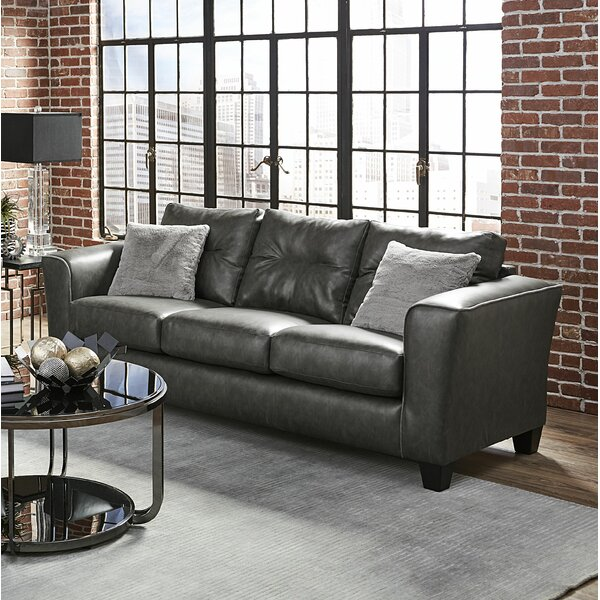 Beautiful Modern Crecy Sofa by Winston Porter by Winston Porter