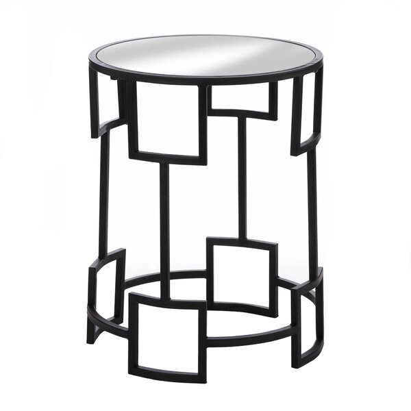 Wenlock End Table by Wrought Studio