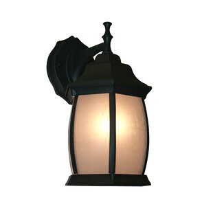 Searching for Digennaro 1-Light Outdoor Wall Lantern By Charlton Home