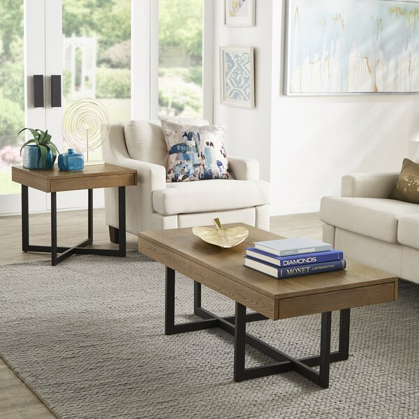 Swinton 2 Piece Coffee Table Set by Union Rustic Union Rustic