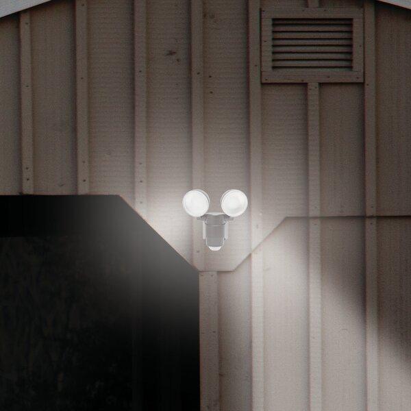 Bernardyn LED Flood Light by Ebern Designs
