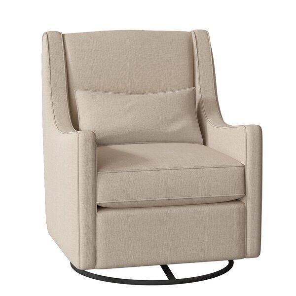 Swivel Glider By Wayfair Custom Upholstery™