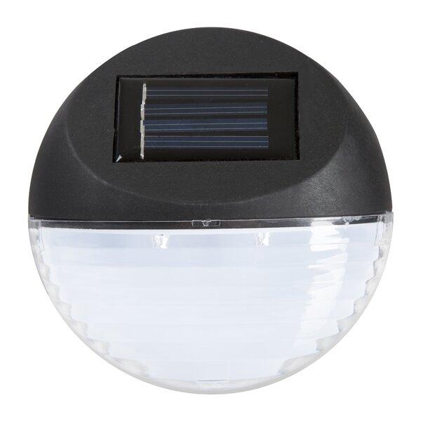 1-Light LED Deck Light by Pure Garden