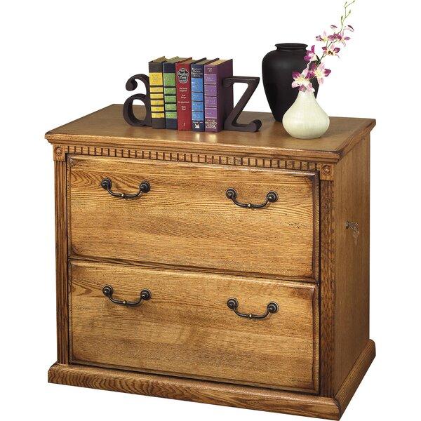 Reynoldsville 2-Drawer Lateral Filing Cabinet