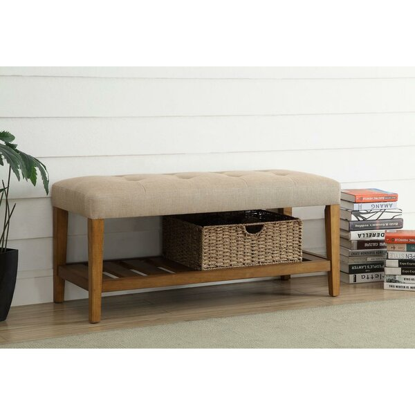 Brisson Storage Bench