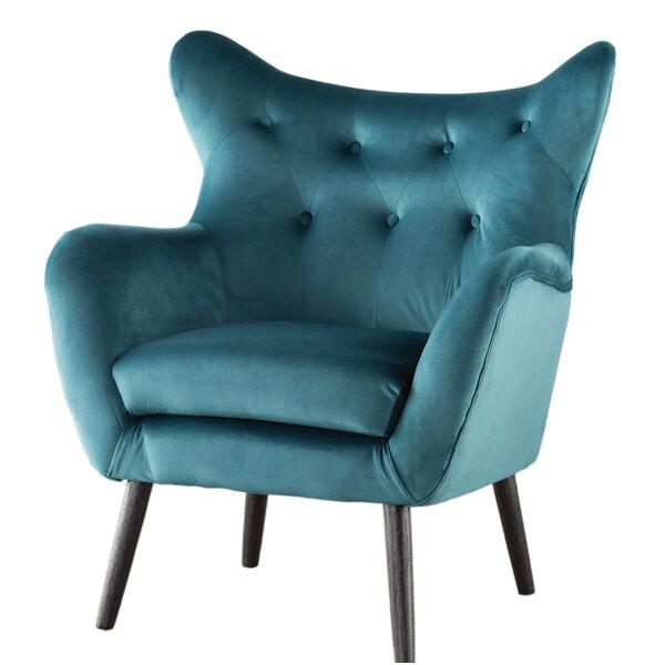 Bouck Wingback Chair by W...