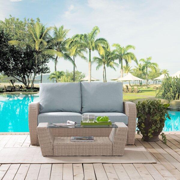 Apodaca 2 Piece Sofa Set with Cushions by Ivy Bronx Ivy Bronx