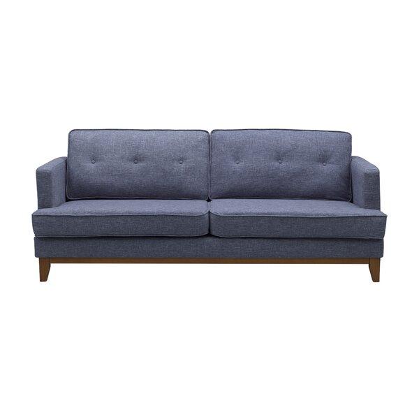 Oneman Tufted Sofa By Brayden Studio