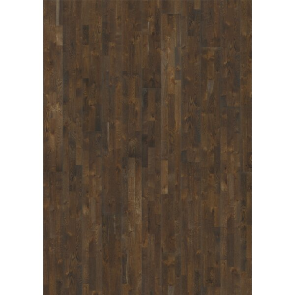Harmony and Tropical 7-7/8 Engineered Oak Hardwood Flooring in Soil by Kahrs