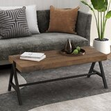 Collin Trestle Coffee Table by Foundry Select