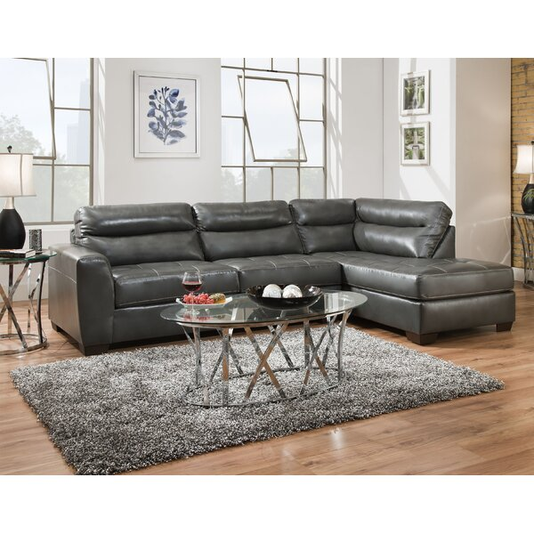 Alladin Sectional by Winston Porter