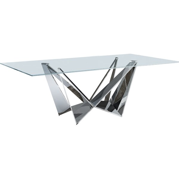 Fish Dining Table by Orren Ellis