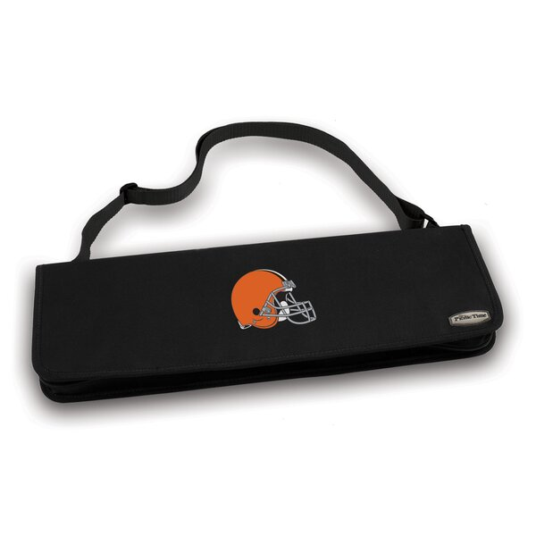 NFL Metro Digital Print BBQ Tote in Black by ONIVA™